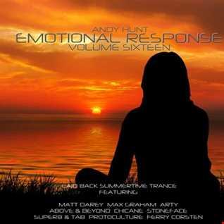 Emotional Response 16 - Laid back summertime trance