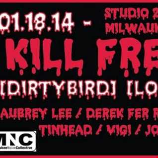 Set For Kill Frenzy Show @ Studio 200