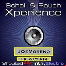 Schall & Rauch Xperience (Broadcast-Radio-Show) March 2o14