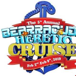 Bearracuda Cruise 2018 Gear Party DJ Matt Stands