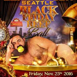 Bearracuda SEA 11.25.16 Black Friday Beef Ball DJ Matt Stands