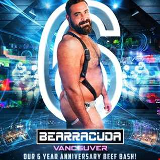 Bearracuda Van 6yr Anniversary 11.26.16 DJ Matt Stands