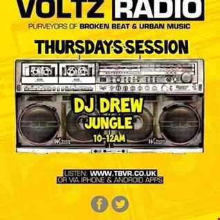 Live on Basement Volts Radio-Dj Drew-2017-09-14