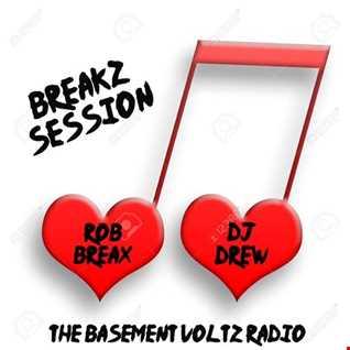 B2B Dj Drew and Rob Breax LIve On TBVR radio 2018 01 16