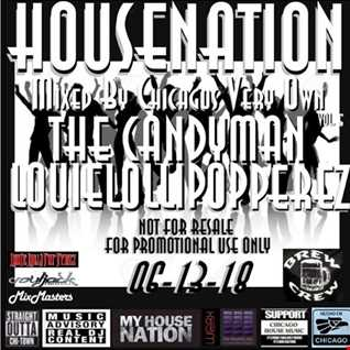 HOUSE NATION VOL 5