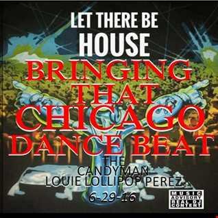 BRINGING THAT CHICAGO DANCE BEAT