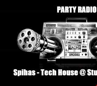Tech House @ Studio Home 01 PART RADIO