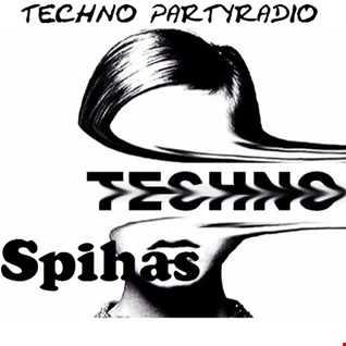 Spihas    TECHNO  PARTY RADIO 1 2018