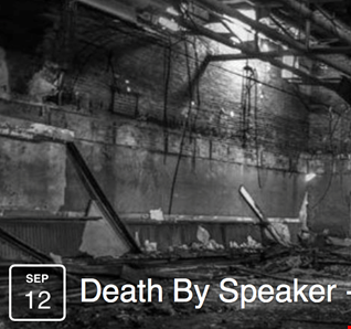 Death By Speaker Sep 2016 - FNOOB Techno Radio