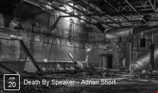 Death By Speaker 20-Jun-2016 - FNOOB Techno Radio