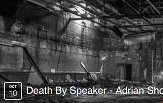 Death By Speaker Oct 2016 - FNOOB Techno Radio