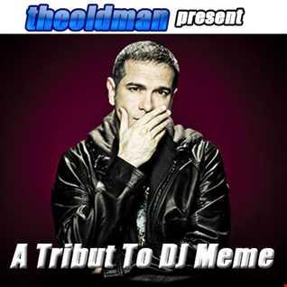 "MIX NR. 012   2013 ""A TRIBUT TO DJ MEME"""