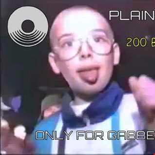Plainbrain   200 BPM Hardcore Mix