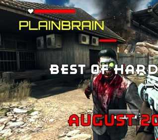 Plainbrain   Best Of Hardcore August 2016