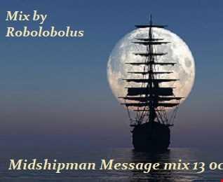 Midshipman Message 13 oct 2017