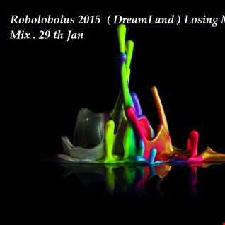 Robolobolus 2015  ( DreamLand ) Losing My Mind Mix . 29 th Jan