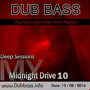 Deep Sessions 10   Midnight Drive UP