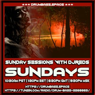 DjREDs   Sunday Session 14042019