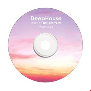 13 Deep House April Bank Holiday Mix 2014 Richard Yates