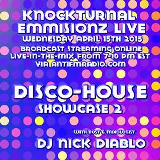 04 15 15 Disco House 2