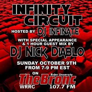10-09-16 Live on Infinity Circuit