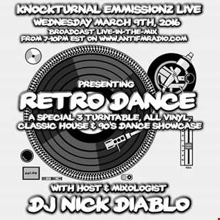 03 09 16 Retro Dance