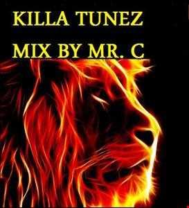 KILLA TUNEZ . HOT OFF THE PRESS MIX
