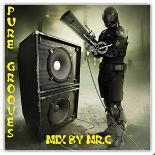 PURE GROOVES  MAY 2016 MIX