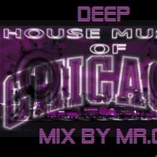 DEEP  CHICAGO HOUSE NOV MIX 2016