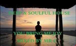 DEEP & SOULFUL HOUSE . YOU BRING ME JOY