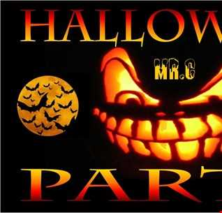 HALLOWEEN PARTY OCT 2016     MR.C IN THE MIX.    DEEP HOUSE & HOUSE MUSIC