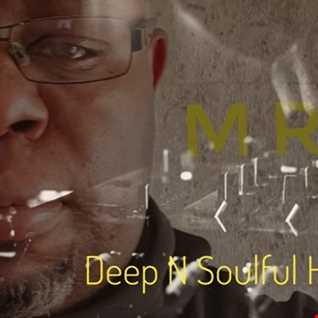 MR.C VISION OF LOVE       DEEP N SOULFUL  MAY MIX 2020