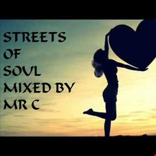 STREETS OF SOUL AUG MIX 2014