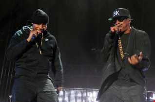 Ray Dio Jay Z Nas Live Podcast