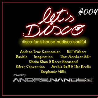 Let's Disco # 004
