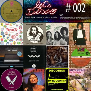Let's Disco # 002