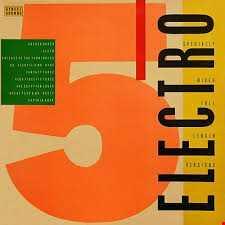 ELECTRO 5 MASHED