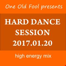 Hard Dance Session 2017.01.20