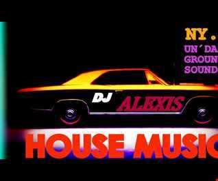 DJ ALEXIS : 2015 UNDERGROUND HOUSEMUSIC MIX NO. 14