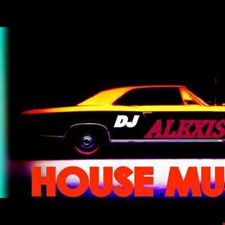 DJ ALEXIS -2016 UNDERGROUND HOUSEMUSIC MIX NO 2