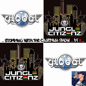 Charks & Special Guest Jungle Citizenz Mc Cheshire Cat   Stompin With The Cavemen Show    6  8  17