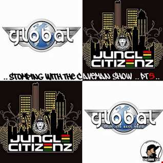with Special Guest Jungle Citizenz Mc Cheshire Cat  4  6  17