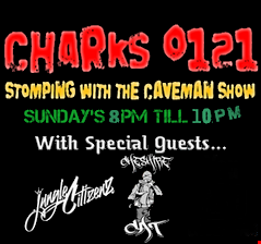 Charks & Jungle Citizenz Mc. Cheshire Cat  -2-2-20-