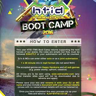 HTID In The Sun Magaluf Bootcamp 2016 DJ Comp