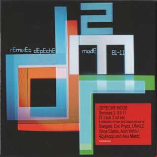 Depeche Mode Remixes 81-11   (Mix 2)