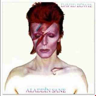 BOWIE - Lady Grinning Soul