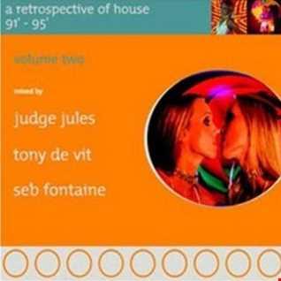 Retrospective Of House '91-'95 (Tony De Vit)