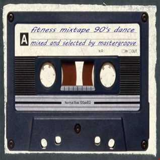 mastergroove   fitness mixtape 90's dance