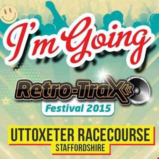 "Retro Trax  ""Rave At The Races""  Uttoxeter June 2015"