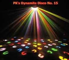PK's Dynamite Disco No. 15
